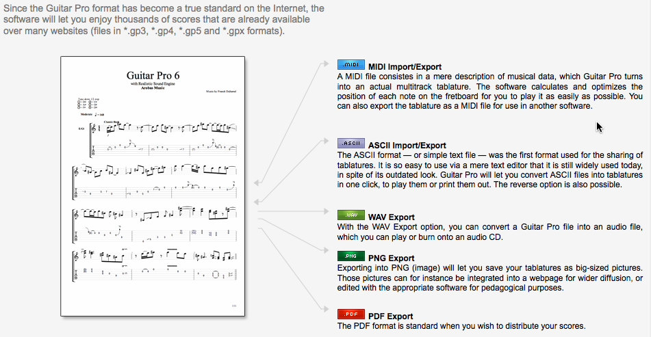 Musescore Guitar Tabs - Free Tab Software - YouTube